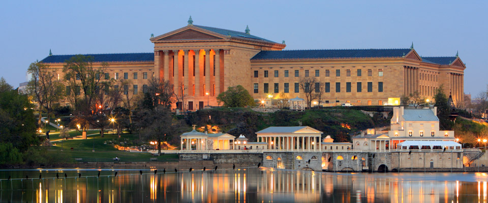The Philadelphia Museum of Art